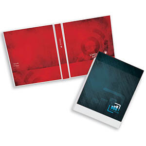 "Item: 2023 - 1""  Clear Overlay Binder"