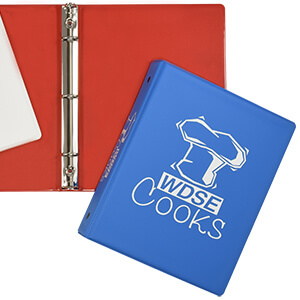 "Item: 2122 - 3/4"" Junior Round Ring Binder"