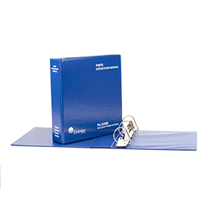 "2"" Standard Angle D Ring Binder"