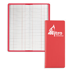 Item: 3315 - Flexible Tally Book with Sewn Pad