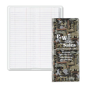 Item: 3420 - Oilfield Camo&#0153 Tally Book
