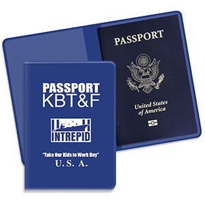 5470 - Economy Passport Case