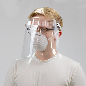 9080 Preserve-A-Mask&#0153 Face Shield