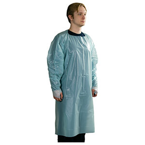 9081 - Protective Isolation Gown - AAMI Level 2
