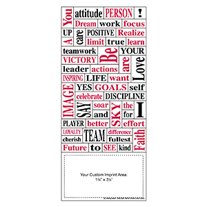 Item: Magnet-22075 - Inspiration Words Plus&#0153 Business Card