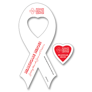 Item:  MG22303 - Pick 2&#0153 Heart Magnetic Auto Ribbons