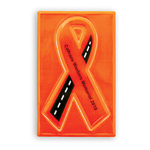 RF230 - Reflective Ribbon Sticker